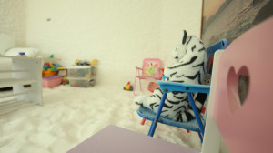 childrens room salt therapy